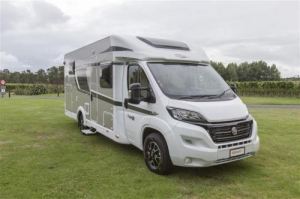 4 Berth Ranger With Shower/Toilet - Auto/Manual (Kiwi)
